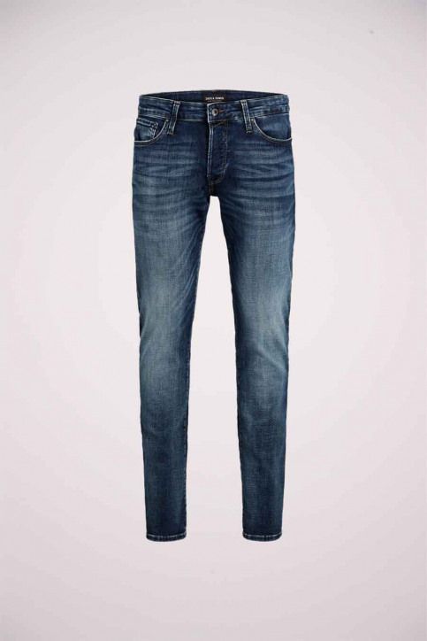 JACK & JONES JEANS INTELLIGENC Jeans slim denim 12133074_BLUE DENIM img5