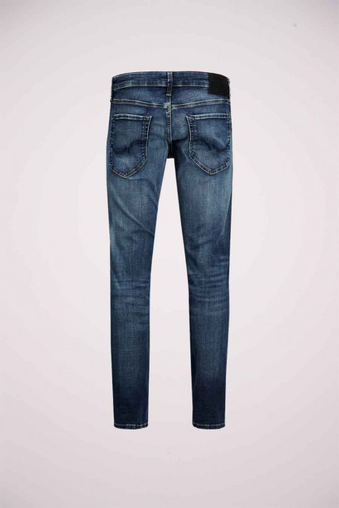 JACK & JONES JEANS INTELLIGENC Jeans slim denim 12133074_BLUE DENIM img6