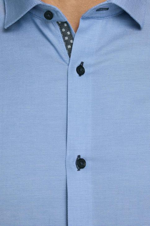 PREMIUM by JACK & JONES Hemden (lange mouwen) blauw 12139573_CASHMERE BLUE S img4