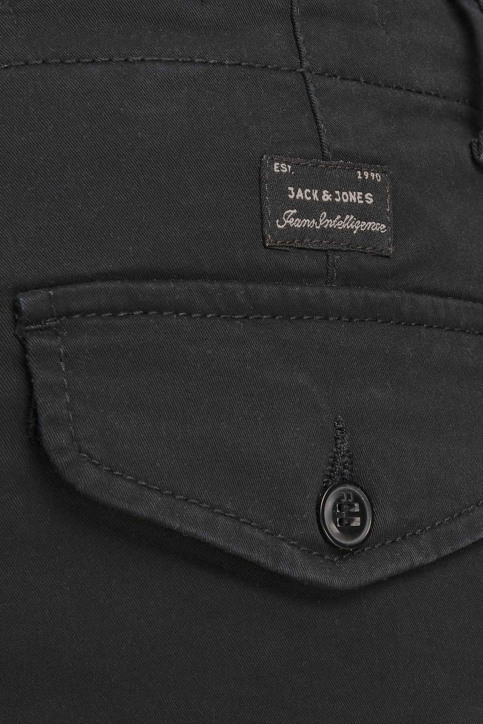 JACK & JONES JEANS INTELLIGENC Broeken zwart 12139912_BLACK img8