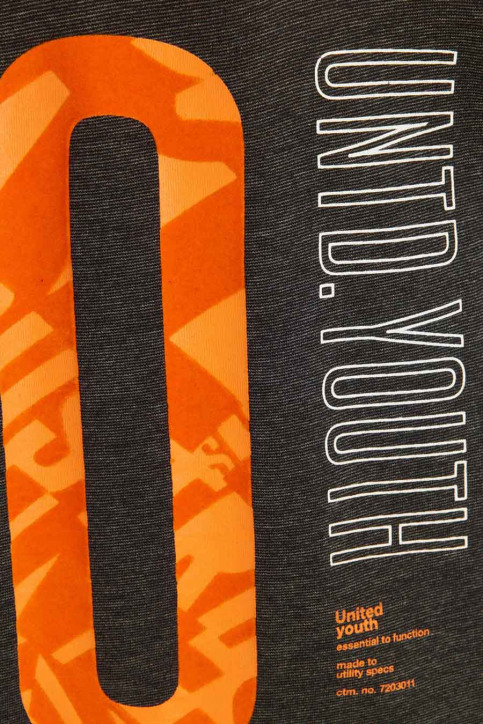 CORE BY JACK & JONES T-shirts (manches courtes) noir 12140109_BLACK SLIM - TU img6