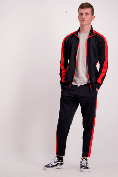 ORIGINALS BY JACK & JONES Sweats col O noir 12140430_TAP SHOE TAP SH img2