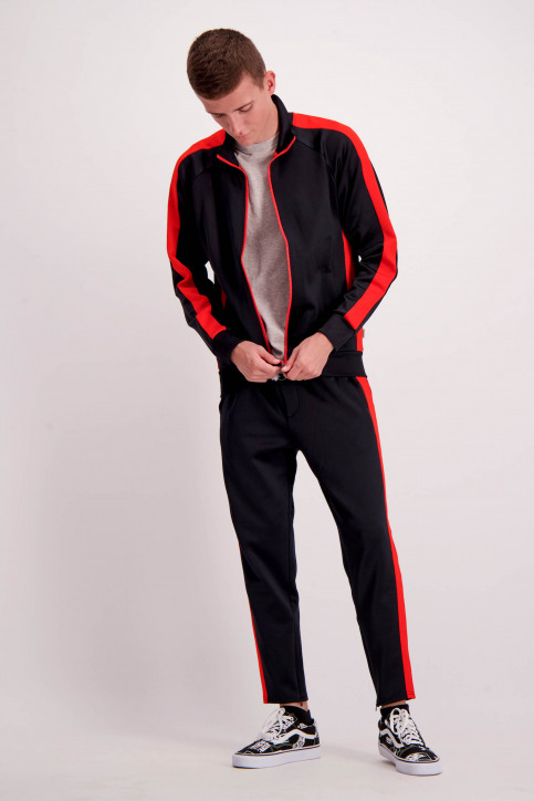 ORIGINALS BY JACK & JONES Sweats col O noir 12140430_TAP SHOE TAP SH img4