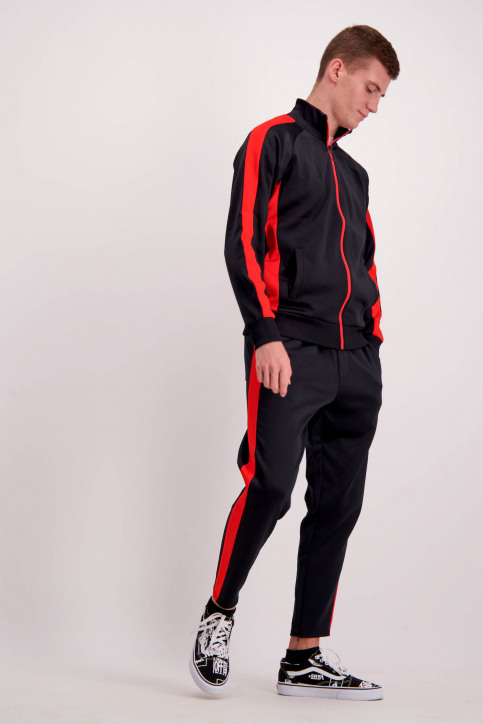 ORIGINALS BY JACK & JONES Sweats col O noir 12140430_TAP SHOE TAP SH img5