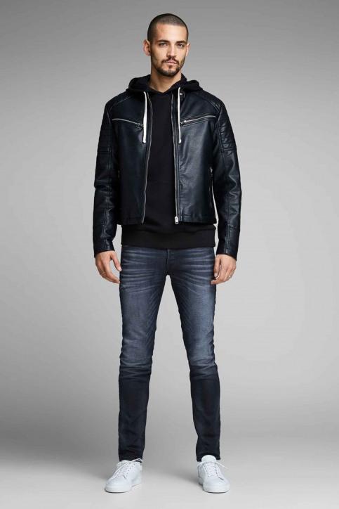 JACK & JONES JEANS INTELLIGENCE Jeans slim denim 12140584_BLUE DENIM img6