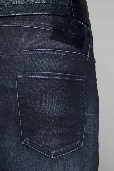 JACK & JONES JEANS INTELLIGENCE Jeans slim denim 12140584_BLUE DENIM img7