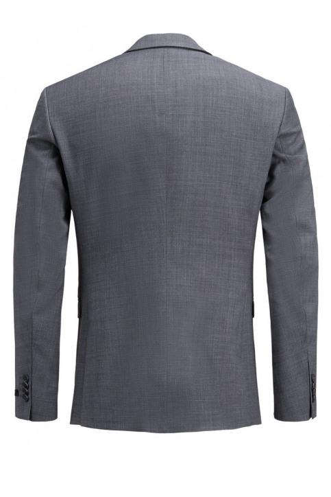 PREMIUM BY JACK & JONES Blazers gris 12141107_DARK GREY img8
