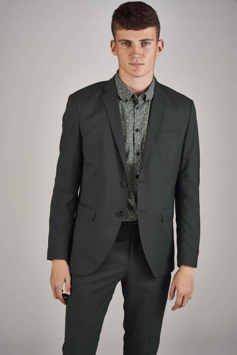 PREMIUM BY JACK & JONES Blazers 12141107_DARKEST SPRUCE img1