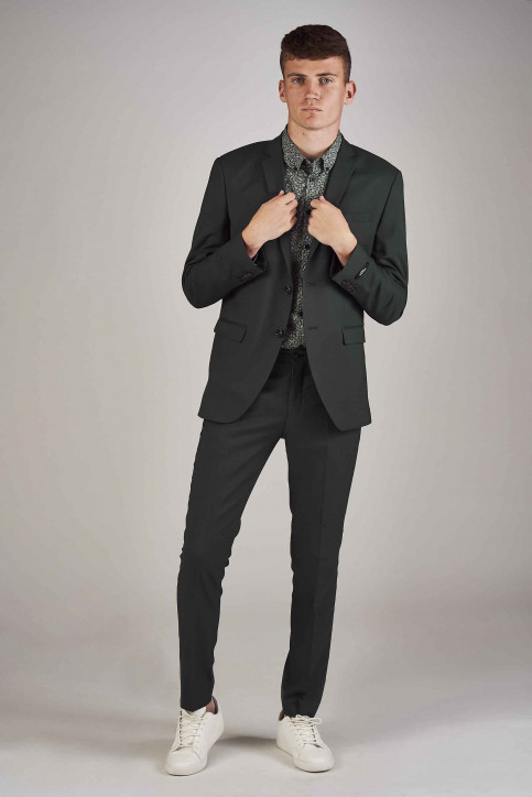 PREMIUM BY JACK & JONES Blazers 12141107_DARKEST SPRUCE img2