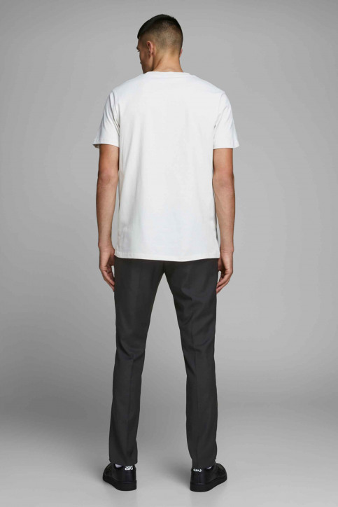 PREMIUM by JACK & JONES Pantalons de costume noir 12141112_BLACK img3