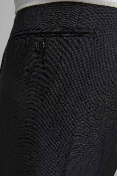 PREMIUM by JACK & JONES Pantalons de costume noir 12141112_BLACK img5