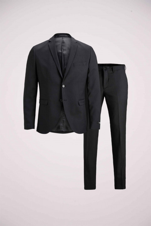 PREMIUM by JACK & JONES Pantalons de costume noir 12141112_BLACK img8