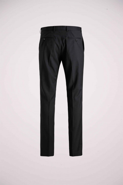 PREMIUM by JACK & JONES Pantalons de costume noir 12141112_BLACK img9