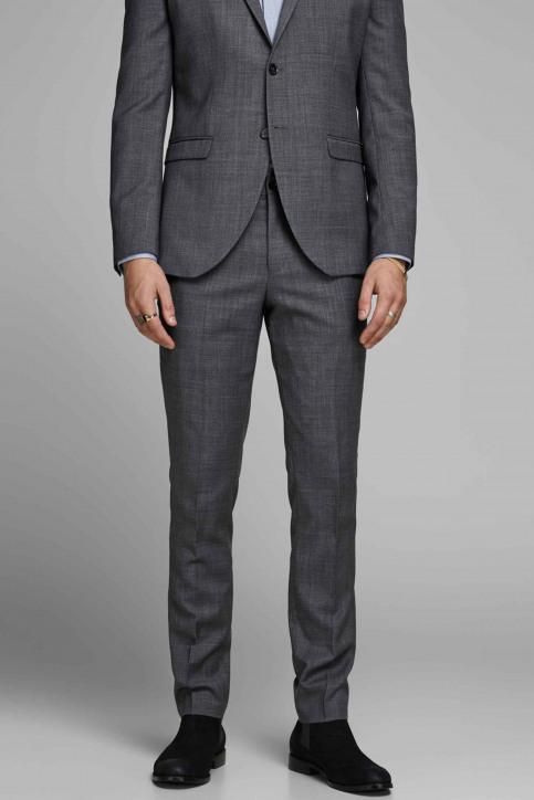PREMIUM BY JACK & JONES Pantalons de costume gris 12141112_DARK GREY img1