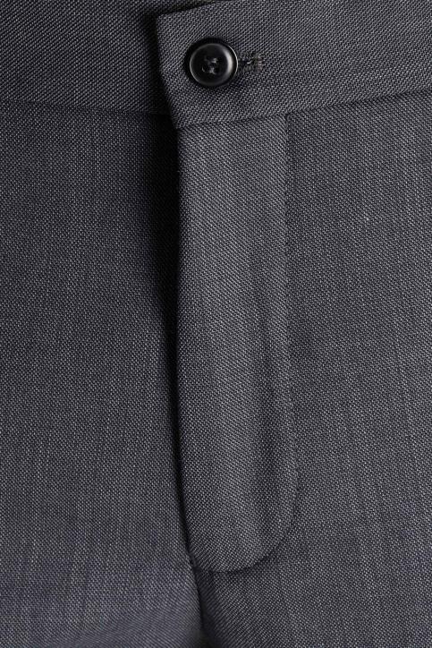PREMIUM BY JACK & JONES Pantalons de costume gris 12141112_DARK GREY img5