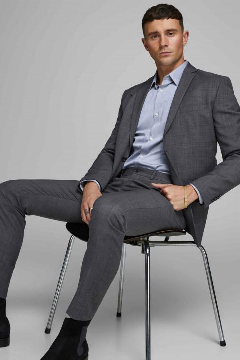 PREMIUM BY JACK & JONES Pantalons de costume gris 12141112_DARK GREY img7