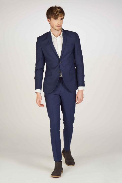 PREMIUM BY JACK & JONES Pantalons de costume 12141112_MEDIEVAL BLUE img2