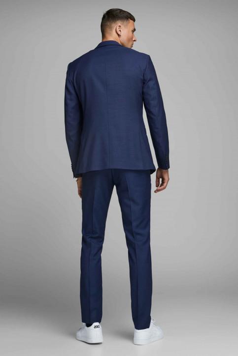 PREMIUM BY JACK & JONES Pantalons de costume 12141112_MEDIEVAL BLUE img3