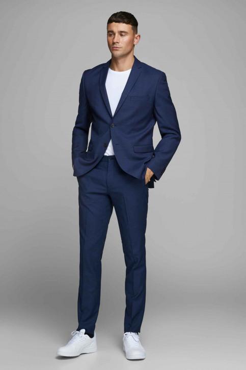PREMIUM BY JACK & JONES Pantalons de costume 12141112_MEDIEVAL BLUE img6
