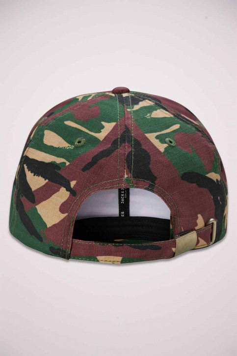 ACCESSORIES BY JACK & JONES Casquettes 12141396_ROSIN img2