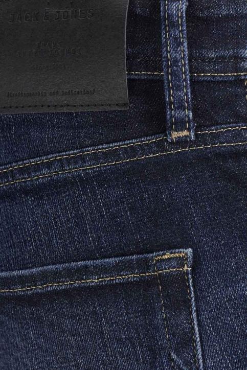 JACK & JONES JEANS INTELLIGENC Jeans slim denim 12141767_BLUE DENIM img4