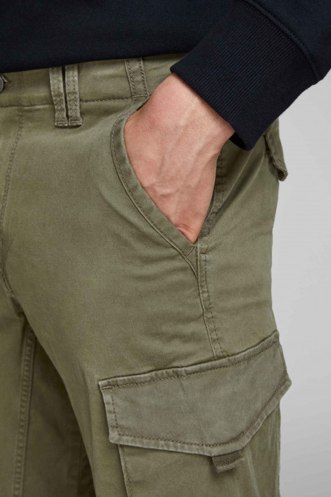 JACK & JONES JEANS INTELLIGENCE Broeken OLIVE 12141844_OLIVE NIGHT img4
