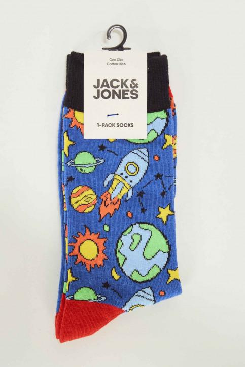 ACCESSORIES BY JACK & JONES Sokken blauw 12146966_NAUTICAL BLUE img3