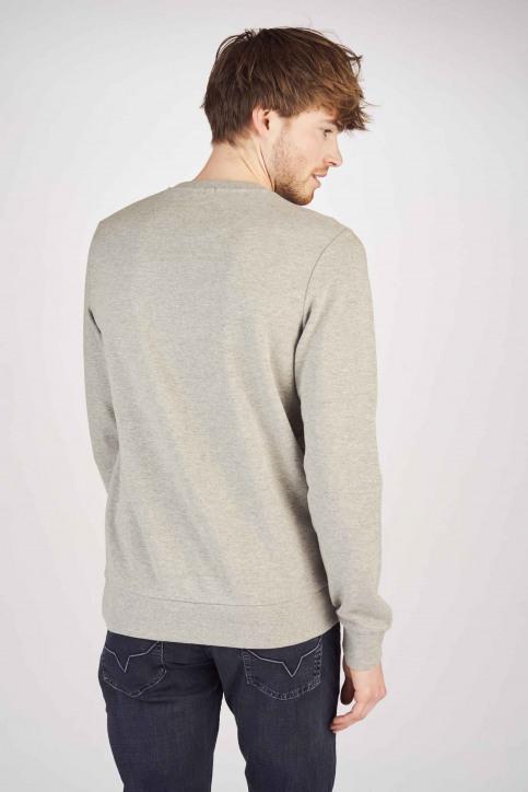 ORIGINALS BY JACK & JONES Sweaters met ronde hals grijs 12147398_LIGHT GREY MELA img3