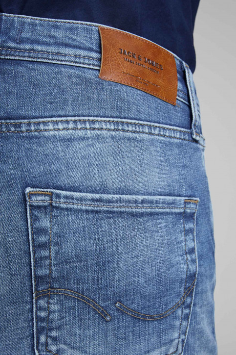 JACK & JONES JEANS INTELLIGENCE Jeans straight denim 12148235_BLUE DENIM img4