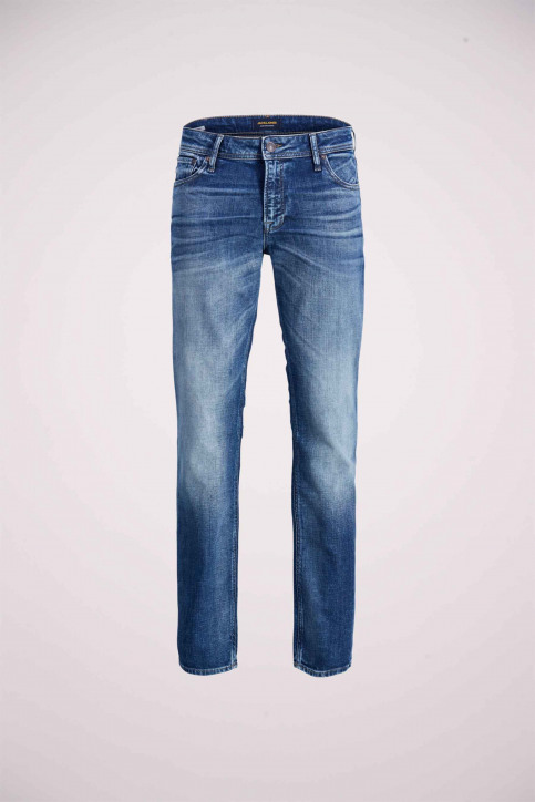 JACK & JONES JEANS INTELLIGENCE Jeans straight denim 12148235_BLUE DENIM img8