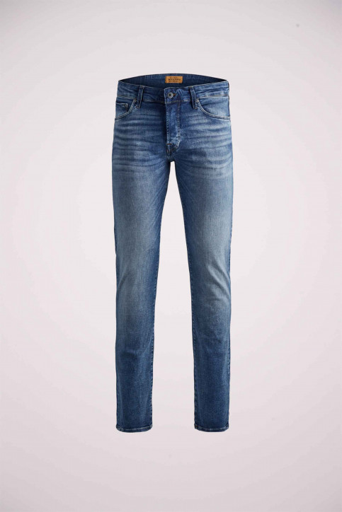JACK & JONES JEANS INTELLIGENC Jeans slim denim 12148275_BLUE DENIM img8