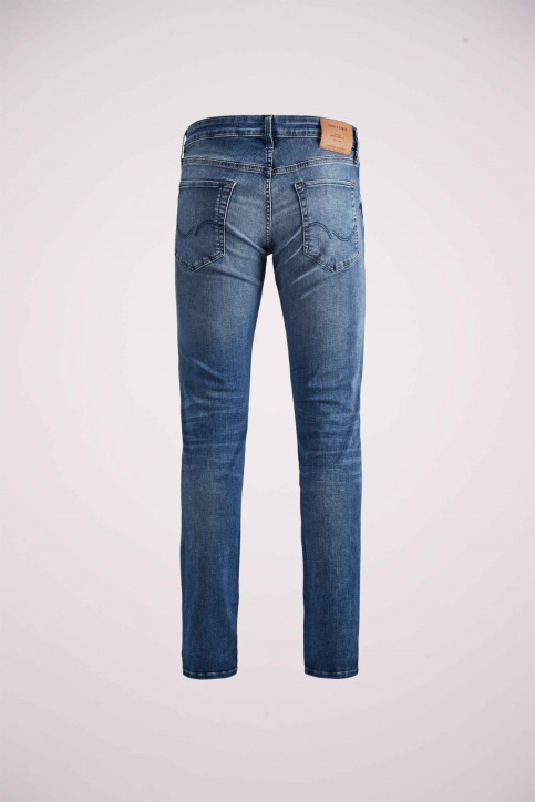 JACK & JONES JEANS INTELLIGENC Jeans slim denim 12148275_BLUE DENIM img9