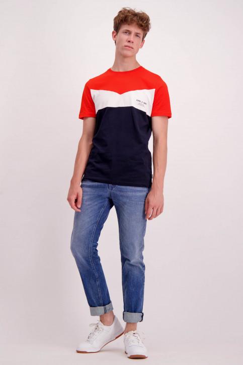 JACK & JONES JEANS INTELLIGENC Jeans slim denim 12148532_JOS933BLUE DEN img2