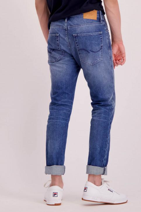 JACK & JONES JEANS INTELLIGENC Jeans slim denim 12148532_JOS933BLUE DEN img3