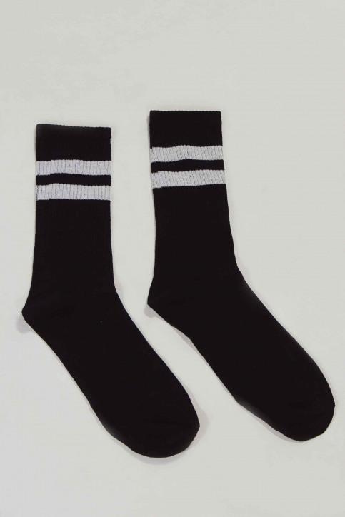 ACCESSORIES BY JACK & JONES Sokken zwart 12148550_BLACK img1