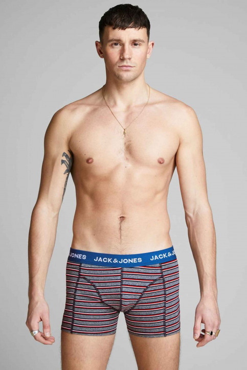 ACCESSORIES BY JACK & JONES Boxers rood 12149017_FIERY RED img1