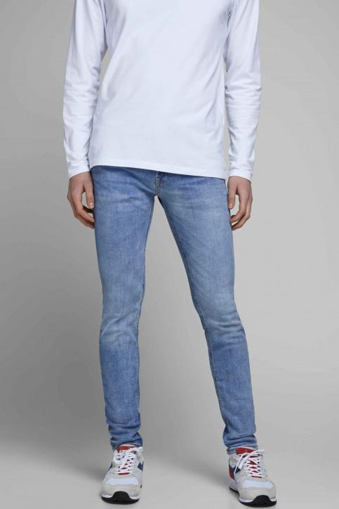 JACK & JONES JEANS INTELLIGENC Jeans skinny denim 12149678_BLUE DENIM img1