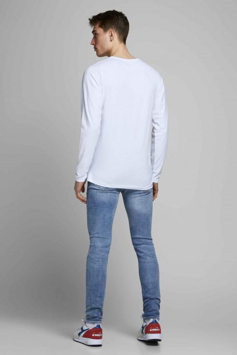 JACK & JONES JEANS INTELLIGENC Jeans skinny denim 12149678_BLUE DENIM img3