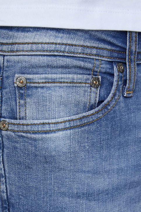JACK & JONES JEANS INTELLIGENC Jeans skinny denim 12149678_BLUE DENIM img4