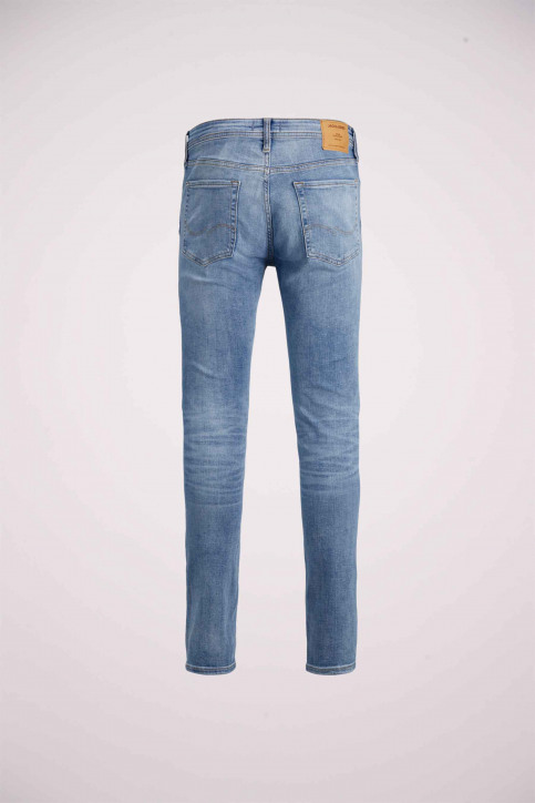 JACK & JONES JEANS INTELLIGENC Jeans skinny denim 12149678_BLUE DENIM img9