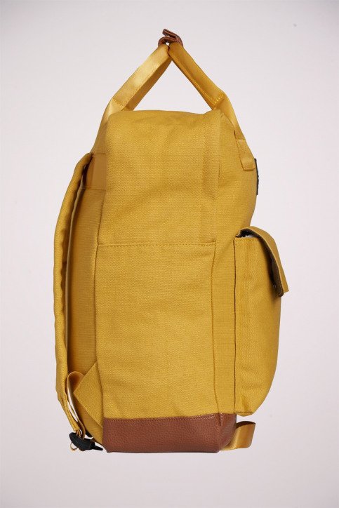 ACCESSORIES BY JACK & JONES Sacs à dos jaune 12149818_YOLK YELLOW img3