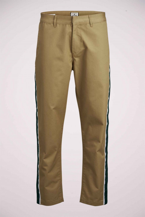 JACK & JONES JEANS INTELLIGENCE Chinos rouge 12150122_KELP img5