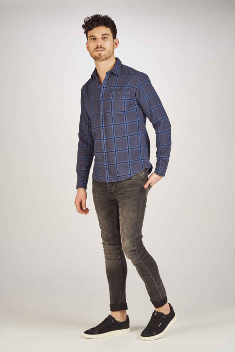 PREMIUM BLUE by JACK & JONES Chemises (manches longues) bleu 12150436_MOOD INDIGO img2