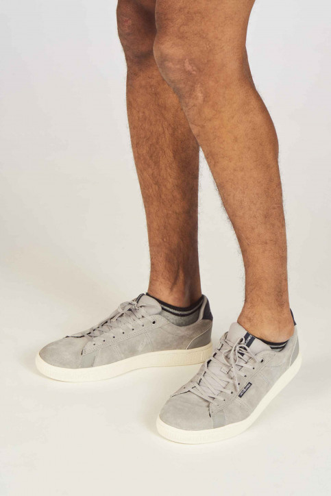 ACCESSORIES BY JACK & JONES Chaussures 12150696_SILVER img2