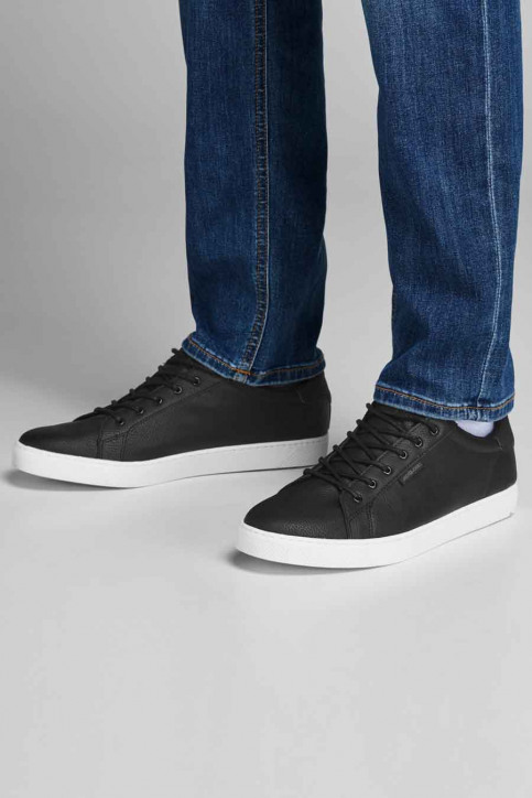 ACCESSORIES BY JACK & JONES Sneakers grijs 12150724_ANTHRACITE img9