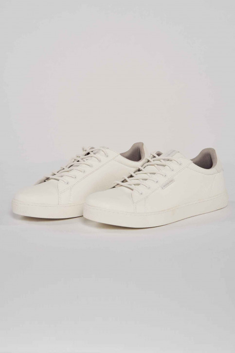 ACCESSORIES BY JACK & JONES Chaussures blanc 12150725_BRIGHT WHITE img1