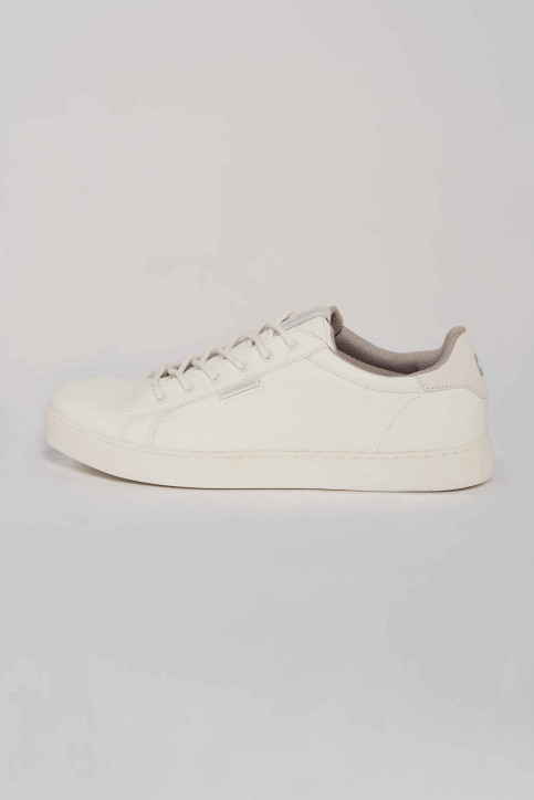 ACCESSORIES BY JACK & JONES Chaussures blanc 12150725_BRIGHT WHITE img2