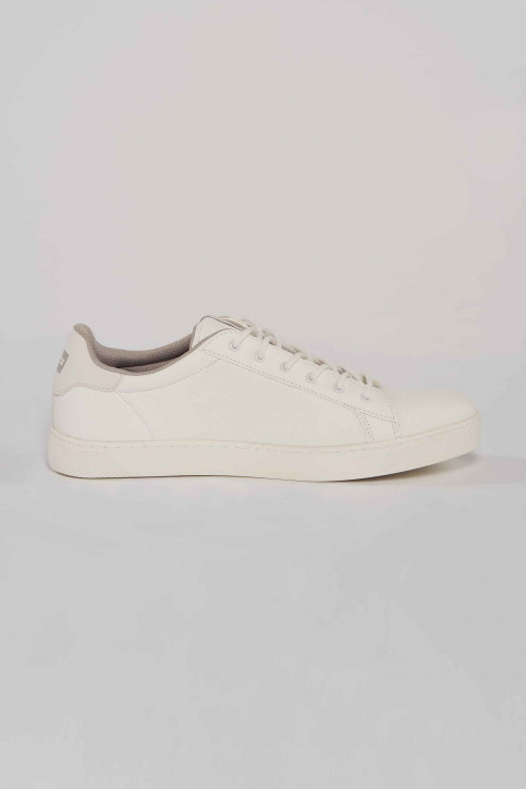 ACCESSORIES BY JACK & JONES Chaussures blanc 12150725_BRIGHT WHITE img3