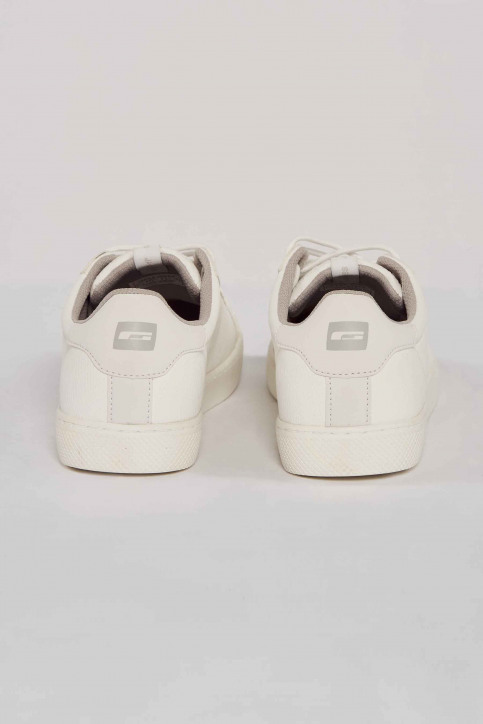 ACCESSORIES BY JACK & JONES Chaussures blanc 12150725_BRIGHT WHITE img4
