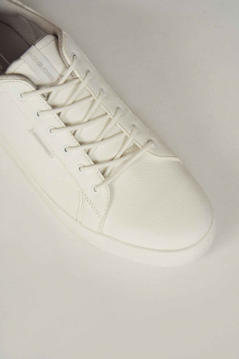 ACCESSORIES BY JACK & JONES Chaussures blanc 12150725_BRIGHT WHITE img7